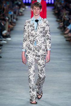 Gucci Primavera 2016 – Mr. & Mrs. Gucci Mens Suit