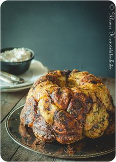 Pizza Monkey Bread ~ Pizza-Zupfbrot