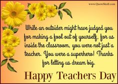 Quotes to write in teachers day card teacher pinterest greeting cards on teachers day m4hsunfo