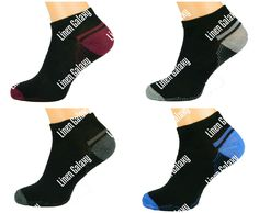 3 PAIRS BLACK DOTS BREATHABLE QUALITY TRAINER LINER ANKLE SOCKS UK SIZE 6-11