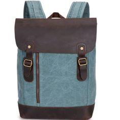 Unisex Schulrucksack Handtasche Schultertasche 15-Zoll-Laptop Schoolbags Trage