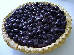 me HUNGRY!: The Best Blueberry Pie EVER