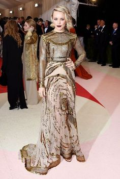 MET GALA 2016: all celebrity outfits