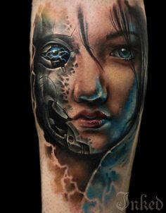 Cyborg by Alex Noir