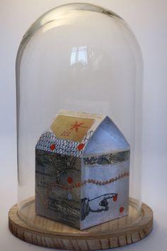 Petite maison de papier à monter