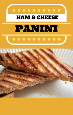 Mario Batali competed in The Chew's movie snack challenge and made a Soft Pretzel Ham and Cheese Panini recipe. http://www.foodus.com/the-chew-soft-pretzel-ham-and-cheese-panini-recipe/