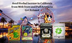 High quality herbal incense is the only key to soothe your mind and brain. Users now browse internet and avail herbal incense in California at an affordable price.
