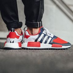 The White Mountaineering x adidas NMDs hit stores soon! Keep it locked to retailers like @titoloshop on January 19 if you're trying to cop. #sneakerfreaker #snkrfrkr #adidas #nmd #whitemountaineering via SNEAKER FREAKER MAGAZINE OFFICIAL INSTAGRAM - Fashion Advertising Culture Beauty Editorial Photography Magazine Covers Supermodels Runway Models