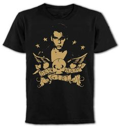 2017 New Arrivals Hipster Cry Baby Cult Movie 1990 Johnny Depp All 3D Printed Men's Tee Tops 100% Cotton Short Sleeve Tee