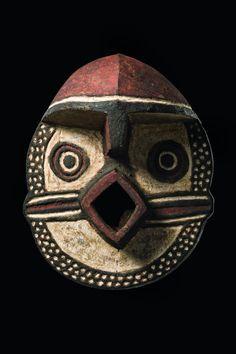 Mask Burkina Faso, Nunuma