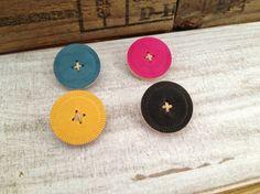 CMYKブローチ|ボタン | ATELIER KANAME http://atkaname.thebase.in/items/211555 @atelierkaname