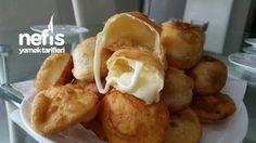 Kahvaltılık Kaşarlı Patatesli Pişi