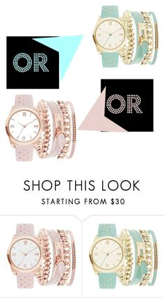 """Which Color?"" by kassandra-cdxv ❤ liked on Polyvore featuring A.X.N.Y."