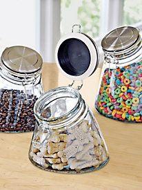 Slope Jars (set of 3)