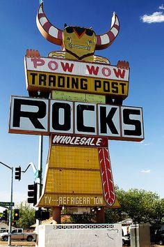 Holbrook Route 66 by dawnnakaya, via Flickr