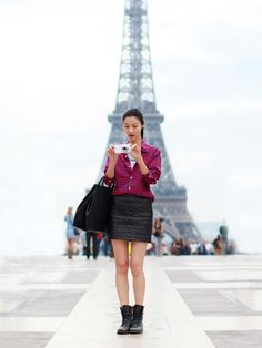 How to avoid looking like a tourist in Paris