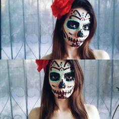 #sfx #specialeffects #horrormakeup #muerte