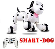 2.4G Wireless Remote Control Electronic Toy Robot Dog