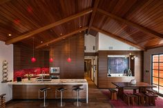 Ocean Front Residence by Beach House Design & Development