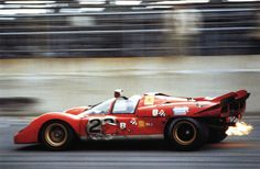 Ferrari 512S at 24 Hours of Daytona 1971