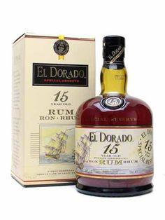 El Dorado 15yr Special Reserve Finest Demerara Rum