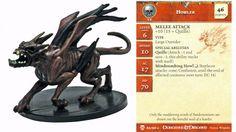 Howler #54 Blood War D&D Miniatures DDM
