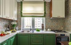 Феноменальная однушка с французским окном и большим количеством мест для хранения - Своими руками