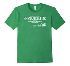Men's Shenanigator Definition  Urchin Wear Holiday Shirts: Shenanigator Definition. Not Just For St Patrick's Day, Shenanigans are a year round kind of thing. An Irish Word of The Day T-Shirt.  https://www.amazon.com/dp/B01M01EOCC/ref=cm_sw_r_pi_dp_x_7ys9xb9QGJX3F