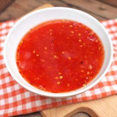 Zobrazit Domácí sladkokyselá chilli omáčka receptů Fish, Meat, Ethnic Recipes, Pisces