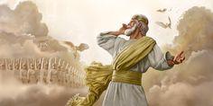 O homem com um tinteiro — Ezequiel 9:2 | Fácil de Ler