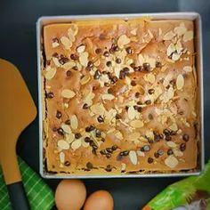 Resep Cake, All In One, Cake Recipes, Banana, Bread, Brownies, Dan, Food, Cake Brownies