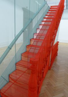 Bristol Museum and Art Gallery Bristol Museum, Do Ho Suh, Artistic Installation, Neoclassical, Art Gallery, Stairs, Sculpture, Decor, Ladders