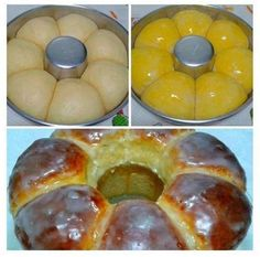 I will veganize this recipe. Portuguese Sweet Bread, Portuguese Desserts, Portuguese Recipes, Portuguese Food, Bread And Pastries, Cooking Bread, Cooking Recipes, Brazilian Dishes, Pan Dulce