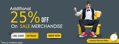 These Basicslife Coupons will provide you an attractive discounts and offers on Apparels, Footwear, Bags and many more casual accessories.