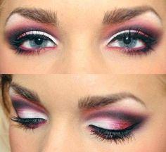 Trucco occhi chiari - Trucco occhi - Come truccare gli occhi chiari