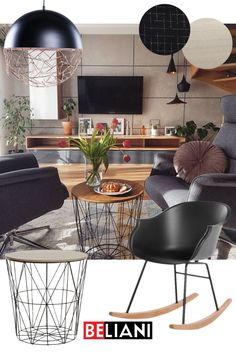 All Details You Need to Know About Home Decoration - Modern Diy Bedroom Decor, Home Decor, Hanging Chair, Decorating Tips, Interior Inspiration, Sweet Home, Living Room, Interior Design, House