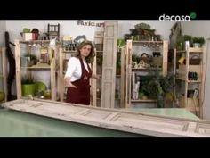 Hacer mesa con armario (Programa completo) | Reciclarte - YouTube