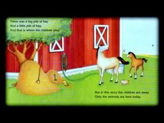▶ (MARGARET WISE BROWN) Big Red Barn - YouTube