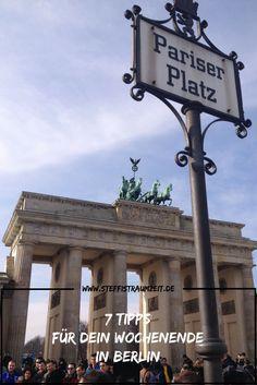 Hier gibt´s meine Tipps für ein Wochenende in Berlin. Berlin ist spannend, abwechslungsreich und hat jede Menge zu bieten. Was Du an einem Wochenende in Berlin alles erleben kannst das berichte ich in diesem Artikel.