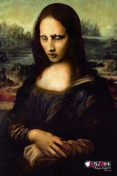 Mona Lisa - Maryline Monson - Radio