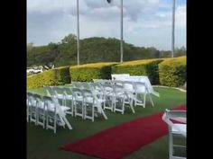 Indooroopilly Golf Club Outdoor Wedding Ceremony