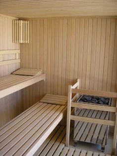 Contemporary Saunas, Modern Saunas, Sauna House, Sauna Room, Sauna Design, Infrared Sauna, Home Spa, House In The Woods, My Dream Home