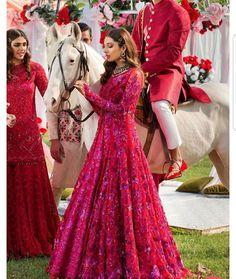 Indian Wedding Gowns, Pakistani Wedding Outfits, Indian Gowns Dresses, Indian Bridal Fashion, Bridal Outfits, Pakistani Dresses, Bridal Dresses, Wedding Attire, Asian Fashion