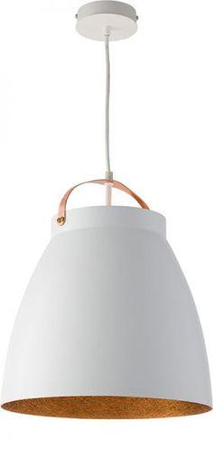 NEVA M white-copper 30770 Sigma - Svietidlá, Lustry