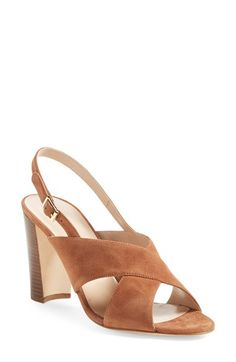 MANOLO BLAHNIK Slingback Sandal (Women). #manoloblahnik #shoes #pumps
