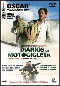 Diarios de motocicleta (2004) Arxentina. Dir.: Walter Salles. Aventuras. Drama. Biográfico. Road movie. Anos 50 – DVD CINE 1729