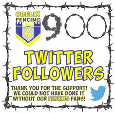 Ok so technically speaking we are actually on 913 followers on Twitter!  :( But in our defense, we are on holiday and it was a good beach day today.. and there may have been margarita involved! And you know what they say.... NEVER EVER DRINK AND FENCE! #unacceptable #unlessyouareonleave So sorry for the late post but just because it is late, it does not mean that we are not grateful for every single Follower retweet, heart, and DM that we have received from our Fantastic Fencing Followers! Gate Motors, Twitter Followers, Follow Us On Twitter, Happy Dance, Social Media Design, Say Hi, Fencing, Shout Out, Suddenly