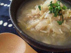 冬の薬膳脂肪燃焼ダイエットスープの画像