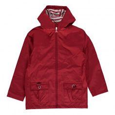ARMOR LUX Rain Red Hood