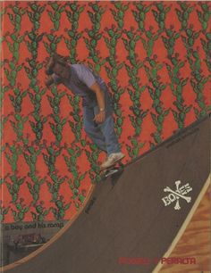 Powell Peralta - Stacy Peralta Ad (1988)   Skately Library Stacy Peralta 37ab7b707d5